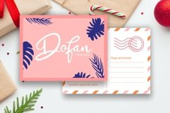 Alrogty | Modern Script Font Product Image 4