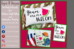 You're one in a Melon Design File Product Image 1