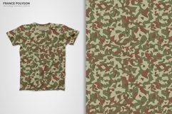 France Polygon Camouflage Patterns Product Image 4