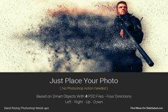 Sand Rising Photoshop Mock-ups Product Image 2
