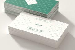 Printable Business Card Template. Product Image 5