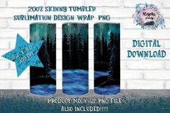Camping | Outdoors |20oz| Sublimation Tumbler Design Bundle Product Image 2