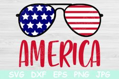 America Svg, 4th of July Svg. Patriotic Svg Files for Cricut Product Image 1
