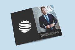 Bi-Fold Half Letter Brochure Mock-up Product Image 5