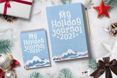 Web Font Christmas Font Product Image 4