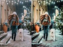 CHRISTMAS Lightroom Presets Bundle for Mobile and Desktop Product Image 16