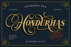 Hondurhas Layered Product Image 1