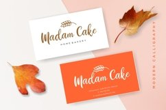 Magdalyn Modern Calligraphy Product Image 2