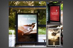 Modern Bus Stop Signs Mockup Product Image 1