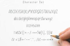 Esmonthy - Monoline Font Product Image 5
