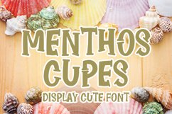 Menthos cupes Product Image 1