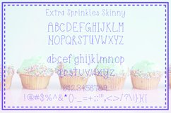 Extra Sprinkles Font Trio Product Image 4