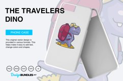 The Travelers Dino Vector Illustration Product Image 5