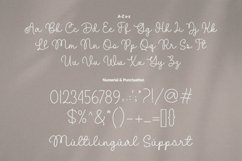 Malira - Monoline Font Product Image 4