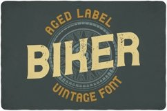 Biker Product Image 3