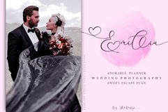 With You // Lovely Script Font Product Image 6