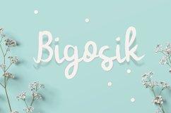 Bigosik Font Product Image 1