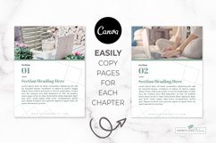 eBook Template for Canva | Lead Magnet | Sage Product Image 2