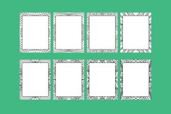 20 Coloring Border Pages Product Image 3