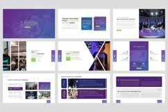 Conference - Event Business Seminar PowerPoint Template Product Image 2