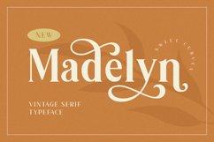 Madelyn Vintage Serif Font Product Image 1