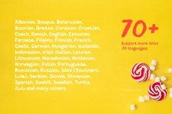 Blushes — Bold & Bold Italic Product Image 3