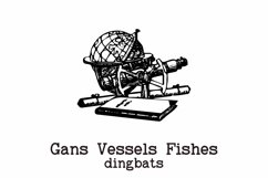 Gans Vessels Fishes Product Image 4