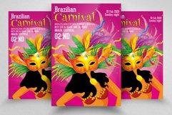 Mardi Gras - Carnival Elegant Flyer Product Image 1