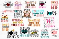 NEW Valentine SVG Bundle Product Image 2