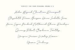 Emma Goulding Signature Collection Script Font Product Image 6