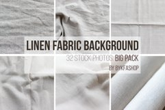 Natural linen fabric background texture Bundle Product Image 1
