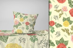 10 Floral Seamless Patterns Collection Product Image 11
