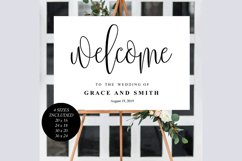 Wedding Welcome Template Product Image 1