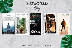 10 unique instagram story templates Product Image 4