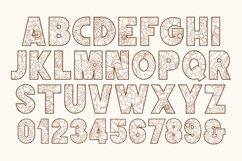 KEYZHA Mandala Font Product Image 3