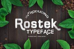Rostek Old Typeface Product Image 1