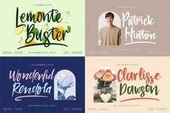 Awesome Mega Bundle 50 Fonts from Perspectype Studio Product Image 5