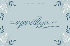 Romanticas | Monoline Signature Font Product Image 2