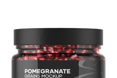 Pomegranate Grains Mockup Product Image 3