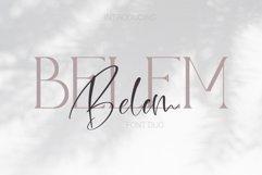 Belem Font Duo Product Image 1
