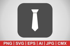 Vector Tie Icon Product Image 1
