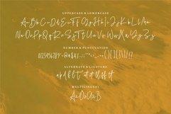 Web Font Ghinayal - A Handwritten Font Product Image 2