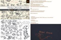 Huge vector flourishes Bundle! More than 500 elements Product Image 3