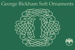 George Bickham Soft Ornaments Product Image 1