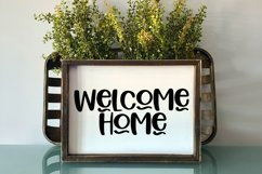 Hello Wednesday - A Cute Hand-Lettered Font Product Image 3