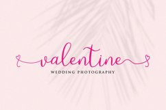 Loveyou - Romantic Font Product Image 2
