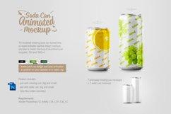 Food & Drinks Packaging Mockup Set Product Image 6