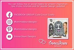 St Patrick's Day Mandala Clover SVG Zentangle Design Product Image 9