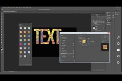 Liquid texture & Photoshop Layer Styles Product Image 2