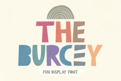 The Burcey Product Image 1